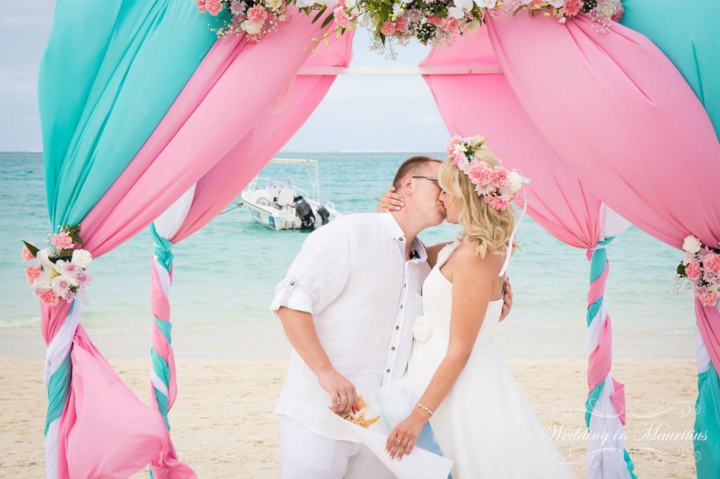 Фото райский берег свадьба